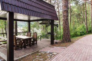 Парк-отель Шишка Горный Алтай