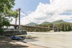Как добраться Парк-отель Шишка Горный Алтай
